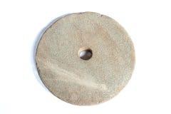 Pietra per affilare del cerchio Fotografia Stock