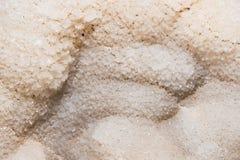 Pietra preziosa minerale 2 della pietra preziosa di Kalksinter del gioiello bianco della gemma Immagine Stock