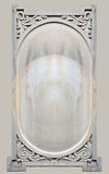 Pietra scolpita ornamentale fotografia stock libera da diritti