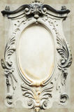 Pietra scolpita ornamentale immagine stock