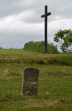 Pietra tombale del soldato sconosciuto Immagini Stock Libere da Diritti