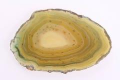 Pietra verde Fotografia Stock