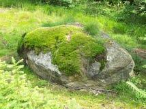 Pietra verde Fotografia Stock Libera da Diritti