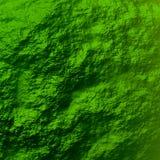 Pietra verde immagine stock
