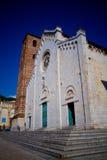 Pietrasanta Kathedrale Lizenzfreie Stockfotos