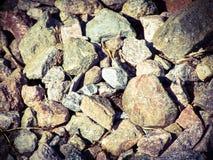pietre Fotografia Stock Libera da Diritti