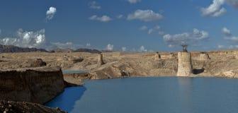 Pietre del deserto vicino a Eilat Immagine Stock
