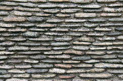 Pietre della parete Immagini Stock