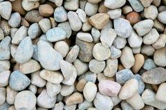 Pietre della roccia del fiume Fotografia Stock Libera da Diritti