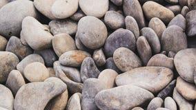 Pietre della stazione termale, spiaggia del mare Litorale Immagine Stock Libera da Diritti