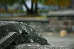 Pietre delle rovine Immagini Stock Libere da Diritti