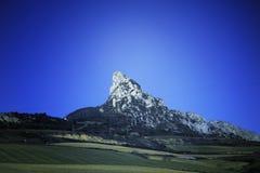 Pietre di Rocky Mountains Immagini Stock