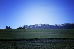 Pietre di Rocky Mountains Fotografie Stock
