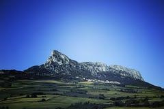 Pietre di Rocky Mountains Fotografie Stock Libere da Diritti