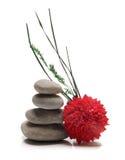 Pietre di zen Immagini Stock