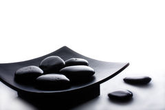 Pietre di zen Fotografia Stock