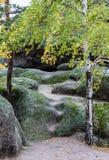 Pietre e rocce Fotografia Stock Libera da Diritti