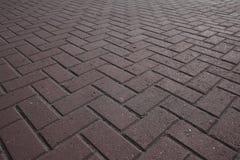 Pietre grige di struttura delle mattonelle Fotografia Stock