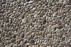 pietre marroni Fotografia Stock Libera da Diritti
