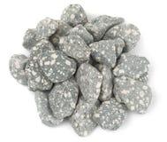 Pietre minerali utilizzate nei sistemi di purificazione dell'acqua Fotografie Stock Libere da Diritti