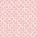 Pietre piane astratte, modello etnico disegnato a mano Ornamento di rosa di vettore retro per il tessuto, stampe, carta da parati royalty illustrazione gratis