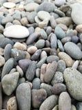 Pietre sul Mar Nero fotografia stock libera da diritti
