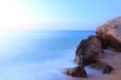 Pietre sul mare Immagini Stock