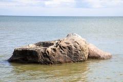 Pietre sul mare Immagine Stock Libera da Diritti
