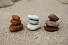 Pietre sulla spiaggia Immagine Stock Libera da Diritti