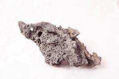 Pietre vulcaniche del ` s di Lanzarote Fotografia Stock