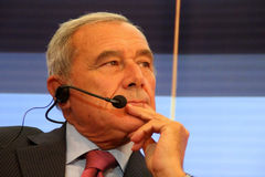 Pietro Grasso stock photo