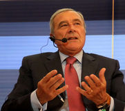 Pietro Grasso Stock Photography