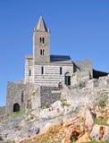 pietro portovenere san Royaltyfria Foton