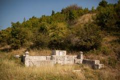 Pietroasele-Schatz Stockfoto