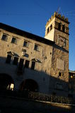 Pieve in Cadore Stock Photo