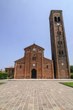 Pieve di Coriano (Mantua) Stock Photography