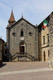 Pieve-Heilige Maria in Pietralunga Lizenzfreie Stockfotos