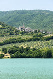 Pievefavera (gränser, Italien) Royaltyfri Foto