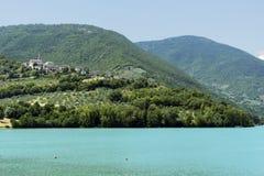 Pievefavera (gränser, Italien) Royaltyfri Fotografi