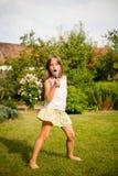 Śpiewać jest mój radością Fotografia Stock