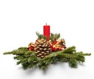 Pieza central de la Navidad Imágenes de archivo libres de regalías