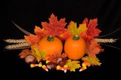 Pieza central del otoño Fotos de archivo libres de regalías