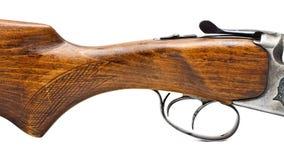 Pieza de la escopeta de la caza Fotos de archivo