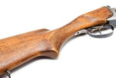 Pieza de la escopeta de la caza Imágenes de archivo libres de regalías