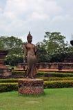 pieza de la historia del sukhothai Imagen de archivo