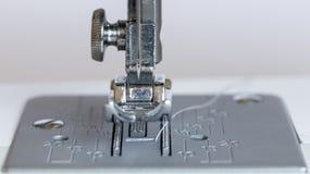 Pieza de la máquina de coser 3 Fotografía de archivo libre de regalías
