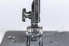 Pieza de la máquina de coser 7 Foto de archivo libre de regalías