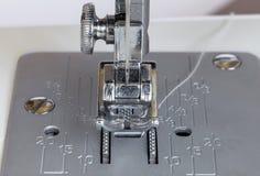 Pieza de la máquina de coser 9 Imágenes de archivo libres de regalías