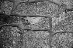 Pieza de la pared de piedra Imagenes de archivo