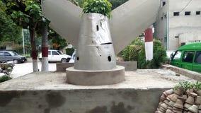 Pieza de la parte posterior del ` s de Empennageplan metrajes